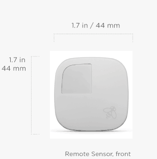 ecobee sensor